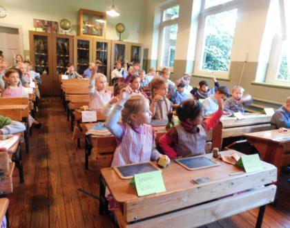 Besuch im Schulmuseum Lilienthal