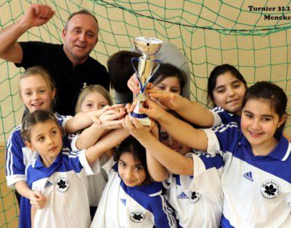 Viele Sieger im Grundschulfußballturnier